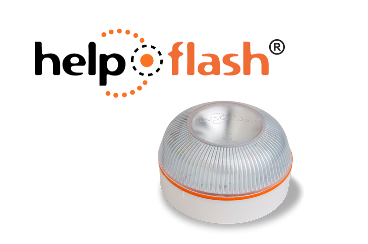 Help-flash, un pequeño dispositivo que salva vidas.